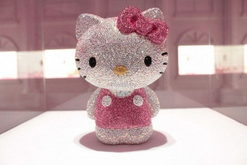 Hello Kitty mais cara