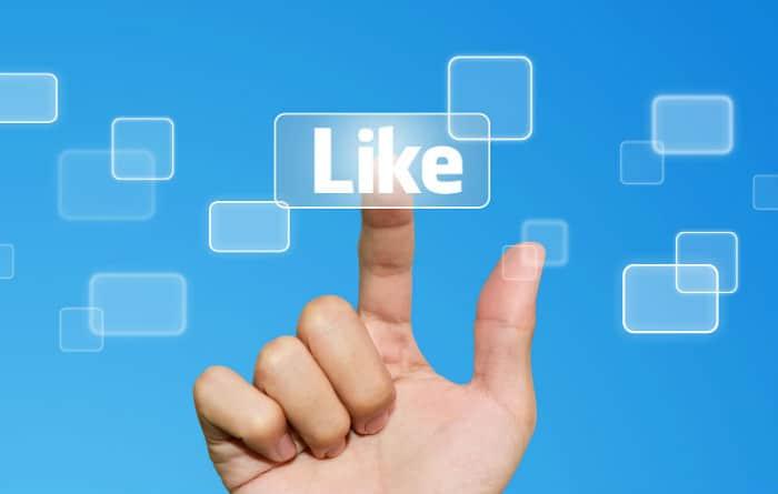 Like - Engajamento