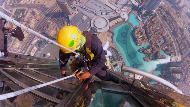 Limpador de janela em Dubai