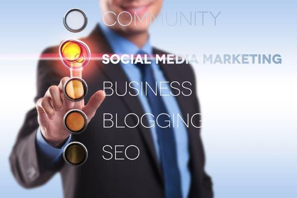 Marketing Digital - Mídia Social - SEO - loja virtual