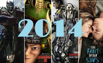 Melhores filmes 2014