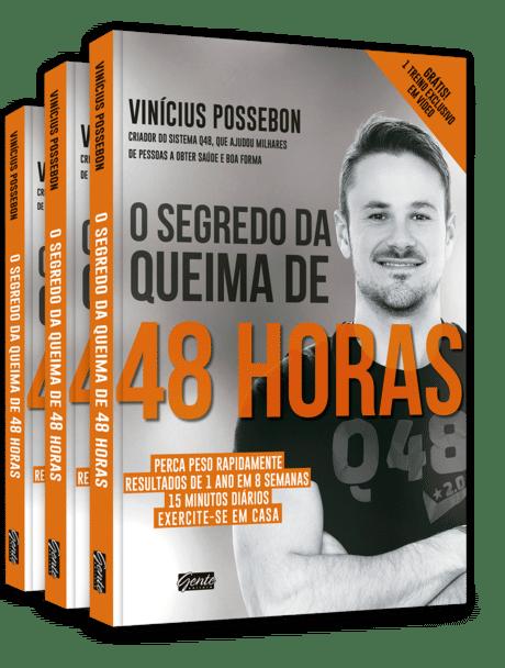 O Segredo da Queima de 48 Horas - Vinicius Possebon