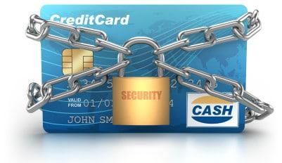 Proteger de fraudes nos cartões e crédito