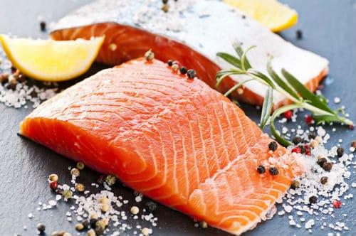 Salmao ou sardinha