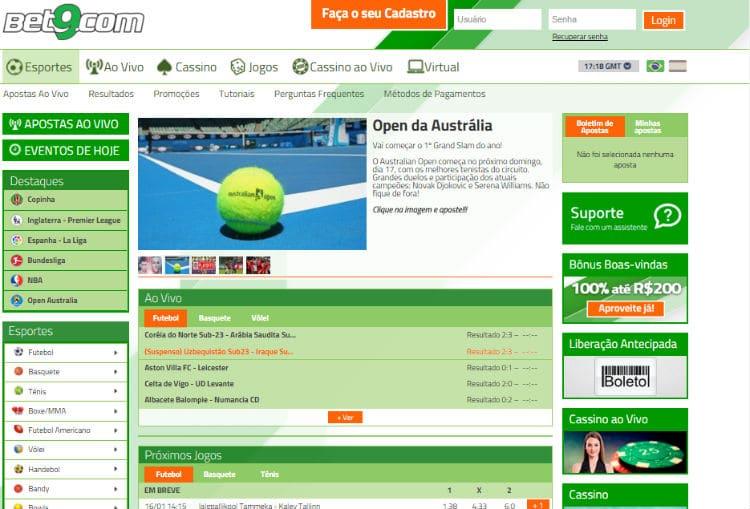 Site de apostas online