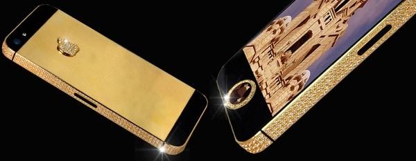 Smartphone mais caro do mundo Diamond Crypto