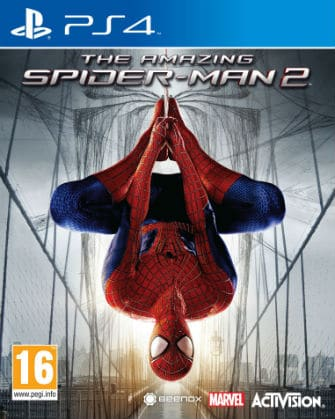 The Amazing Spider- Man 2 PS4