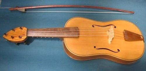 Viela de arco - vièle - fiddle - giga - lira