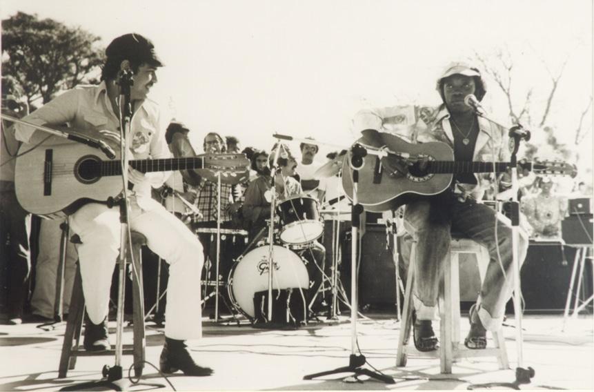 Woodstock Mineiro - Milton Nascimento e Wagner Tiso