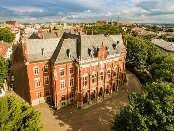 A Universidade Jagiellonian