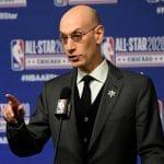 Adam Silver informa que a temporada da NBA ficará pelo menos 30 dias parada por conta do Coronavírus