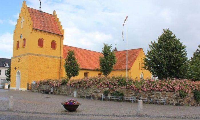 Allinge-Sandvig Kirke