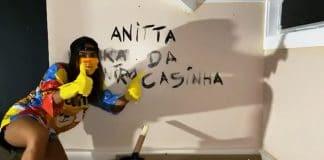 Anitta presidente Cantora brinca sobre em seu programa
