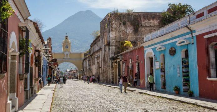 Antígua – Guatemala