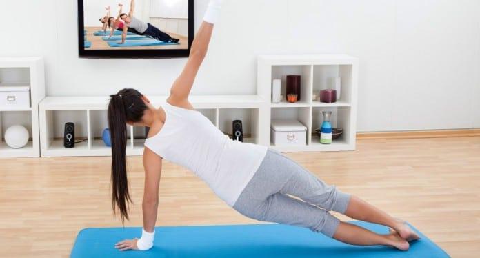 aprenda exercicios fisicos online e emagreca na sua casa