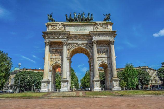 Arco della Place