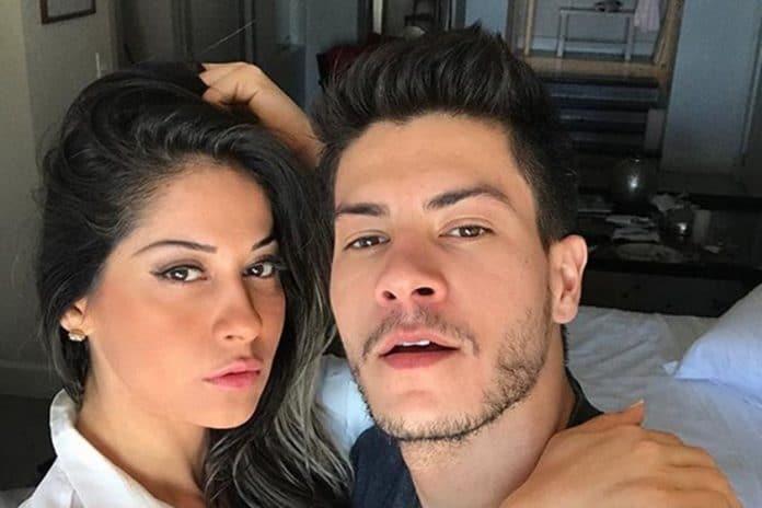 Arthur Aguiar e Mayra Cardi se separam