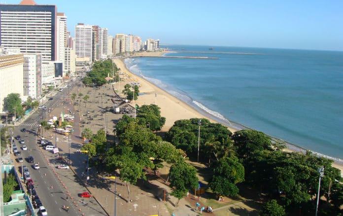 Avenida Beira-Mar - Fortaleza