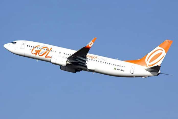Avião Gol