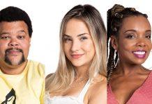 Babu, Gabi e Thelma forma o décimo primeiro paredão