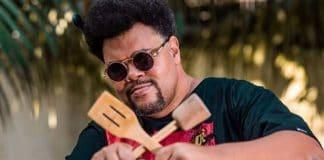 Babu Santana fará live de estreia do canal hoje
