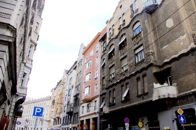 Bairro Judeu Budapeste