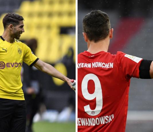 Bayern de Munique e Borussia Dortmund vencem na Bundesliga