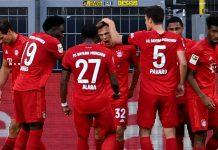 Bayern vence Borussia com gol de Kimmich