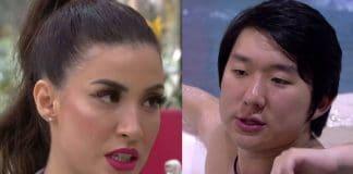 BBB20 Bianca acusa Pyong de assédio