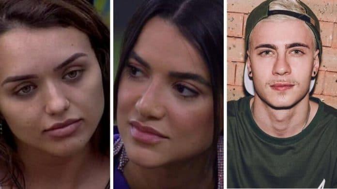 BBB20 Manu e Rafa revelam ter o mesmo ex-namorado