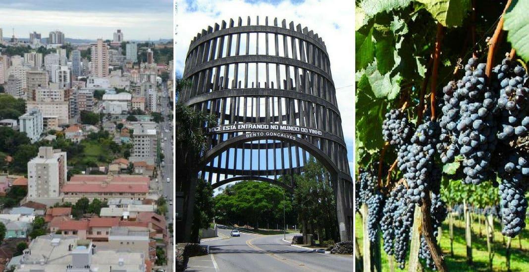 Bento Gonçalves Rio Grande do Sul fonte: proddigital.com.br