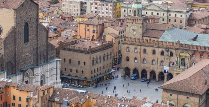 Bolonha - Itália - Europa