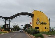 Brotas-SP - Brasil