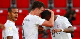 Bundesliga: Bayern vence e continua líder