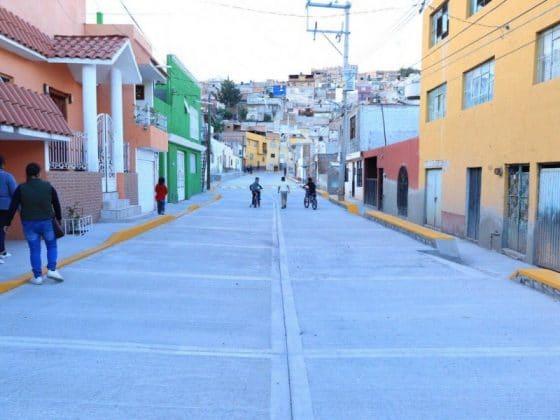 Calle Lazaro de Cardenas