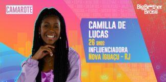 Camilla de Lucas BBB21