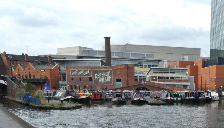 Canais de Birmingham