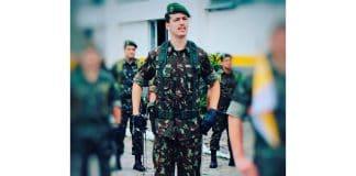 Jovem militar passa por transplante de rim em Curitiba-PR