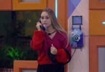 Carla Diaz coloca Rodolffo, Lumena e Fiuk no Paredão