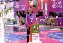 Carla Diaz vence a Prova do Anjo