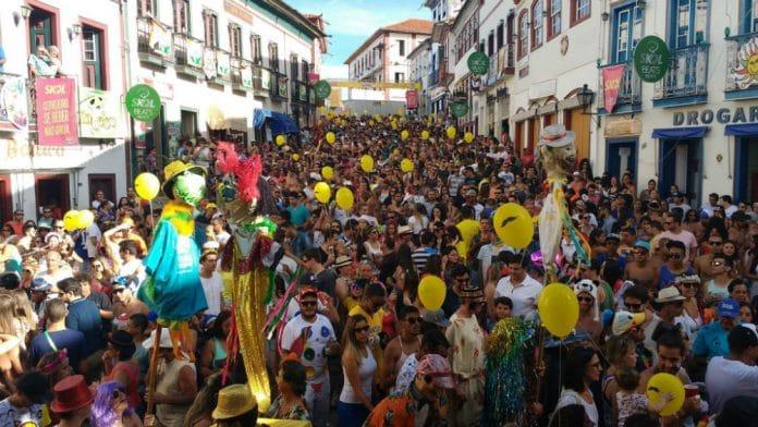 Carnaval em Diamantina