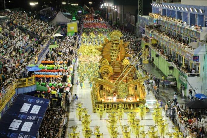 Carnaval em Florianópolis