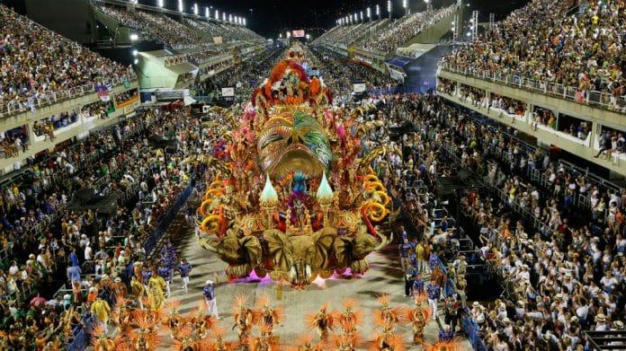 Carnaval em Rio de Janeiro