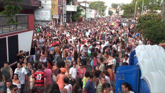 Carnaval em São João Del Rei
