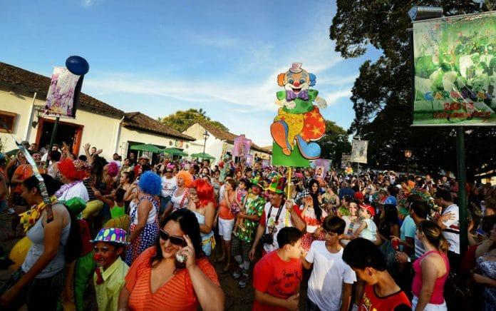 Carnaval em Tiradentes