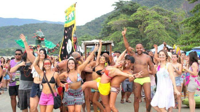 Carnaval em Ubatuba