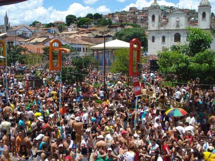 Carnaval em Vale do Paraíba