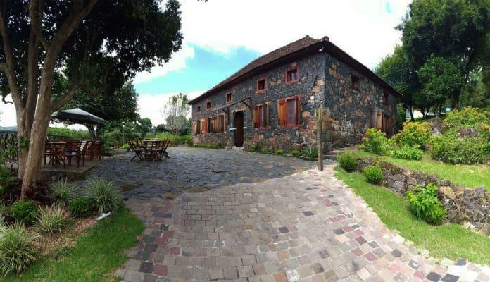 Casa Righesso - Caminhos de Pedra - Bento Gonçalves-RS