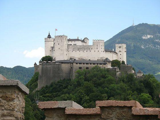 Castelo de Hohensalzburg