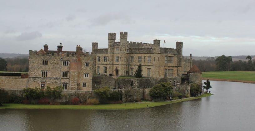 Castelo de Leeds - Inglaterra